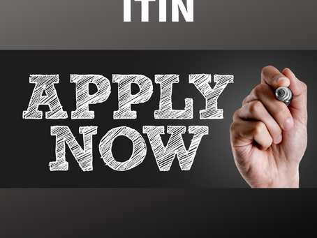What are the steps to apply and receive ITIN?