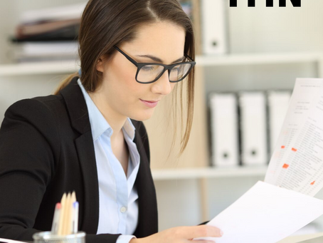 What are the required documents to apply for an ITIN?