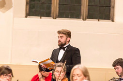 Handel's Messiah (Chesterfield Cooperative Choral Society)