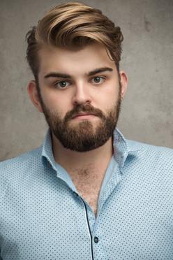 Jack Dolan - Portrait