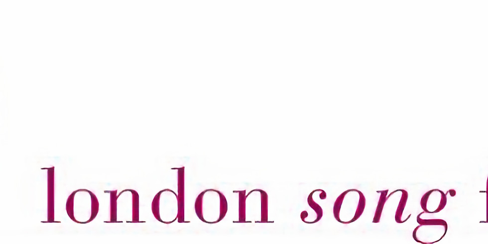 London Song Festival British Song Masterclass