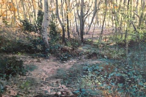 Autumn Hampstead Heath