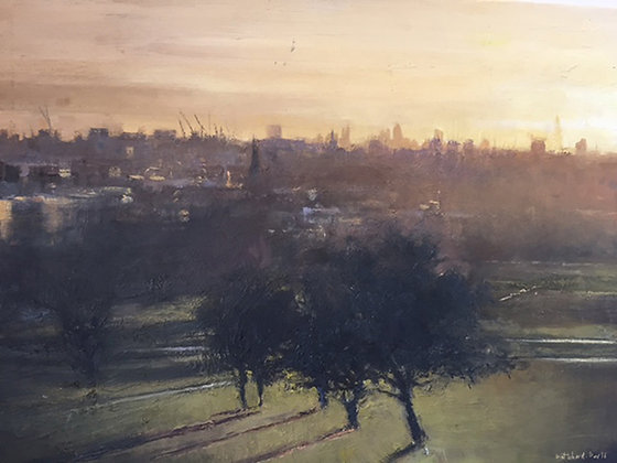 Primrose Hill - Prints from Original