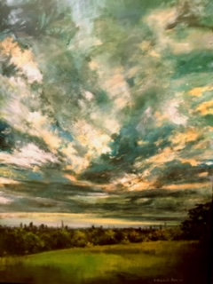 Big Sky Over London - Prints from Original