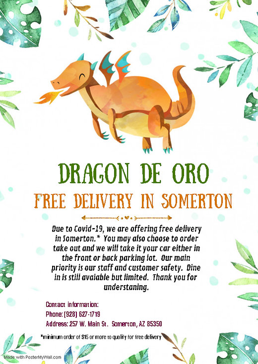 Copy of Dragon birthday party invitation