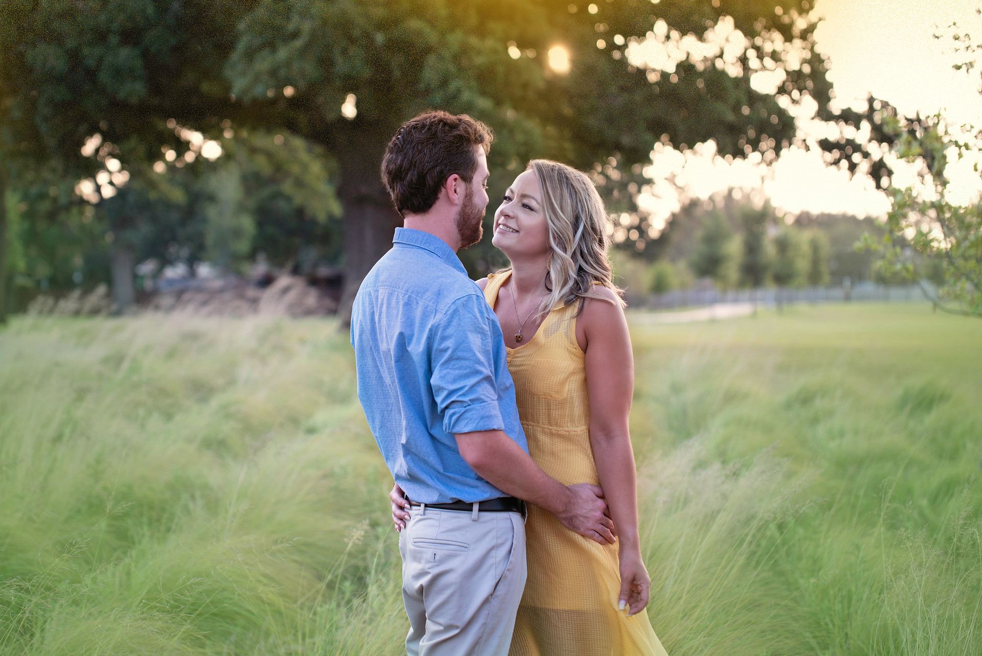 David & Aubrey | Engagement