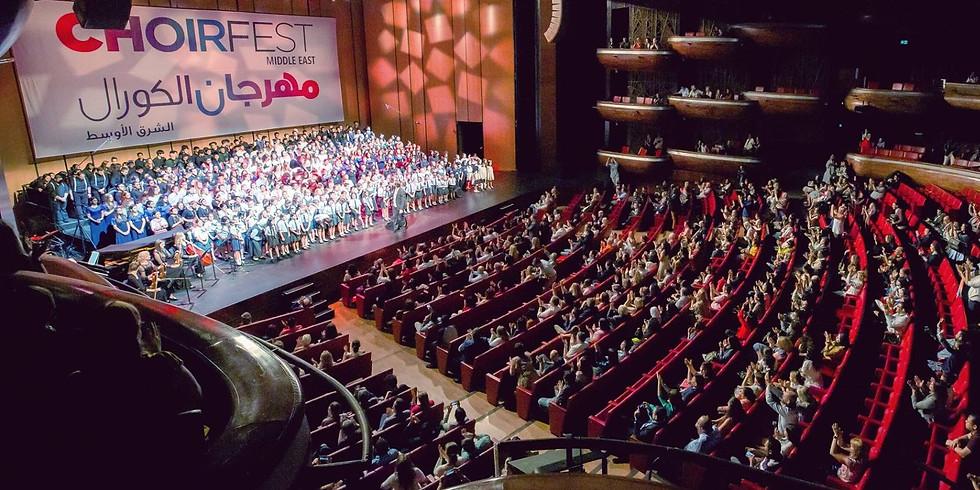 Choirfest Middle East Gala Concert
