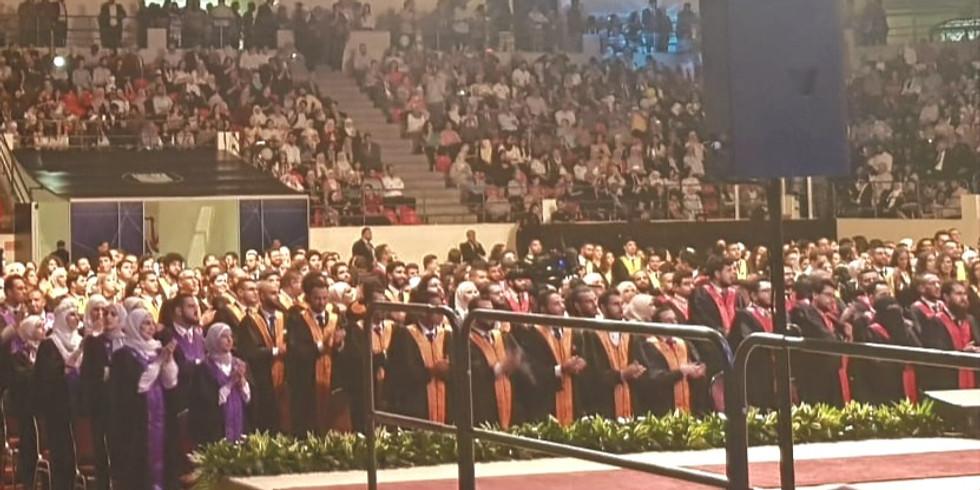 Princess Sumaya University Graduation