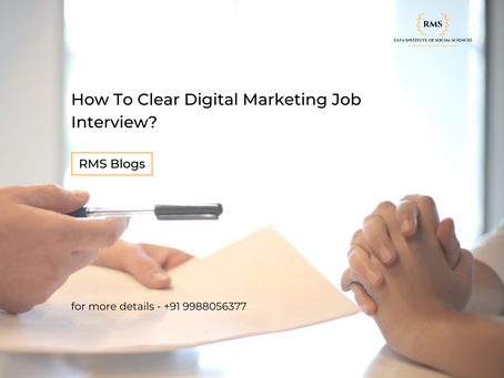 How To Clear Digital Marketing Job Interview?