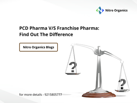 PCD Pharma V/S Franchise Pharma: Find Out The Difference