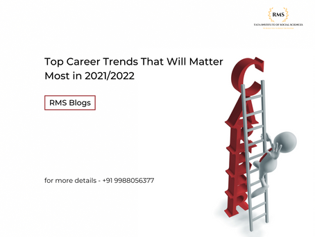 Top Career Trends That Will Matter Most in 2021/2022