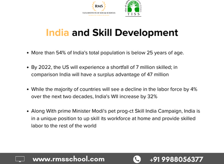 VOCATIONAL EDUCATION IS FUTURE OF INDIA