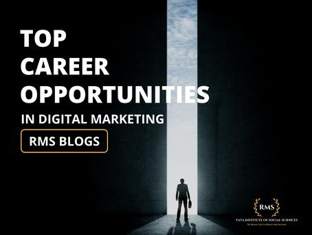 Reasons to Choose Digital Marketing as a Career