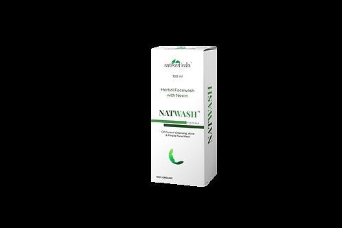 NATWASH Face wash