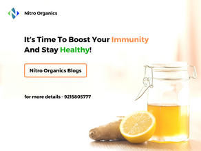 It's Time To Boost Your Immunity And Stay Healthy