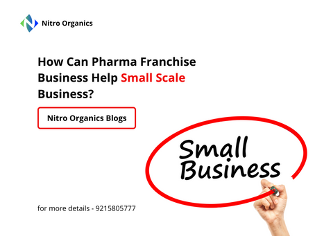 How Can Pharma Franchise Business Help Small Scale Business?