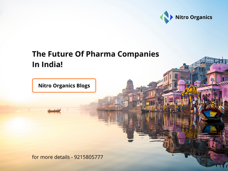 The Future Of Pharma Companies In India