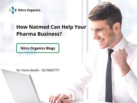 How Nitro Organics Can Help Your Pharma Business?