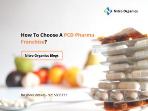 How To Choose A PCD Pharma Franchise