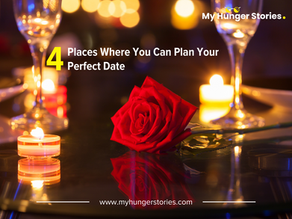 4 Places Where You Can Plan Your Perfect Date