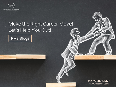 Make the Right Career Move! Let's Help You Out