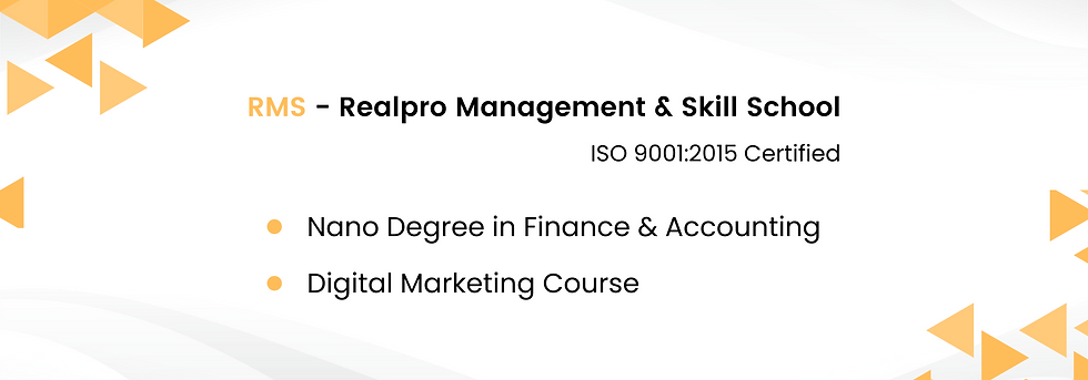 RMS - Realpro Management & Skill School.