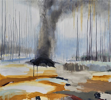 The Reckoning_Heysen Prize Finalist 2020_oil on canvas_137x152cm