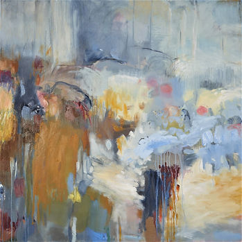 Cristina Metelli_Points of View_oil on canvas_2021
