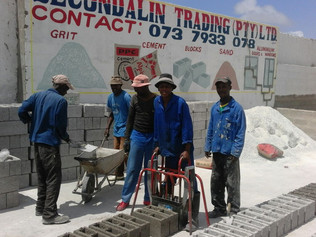 Secundalin Trading, Port Elizabeth, South Africa