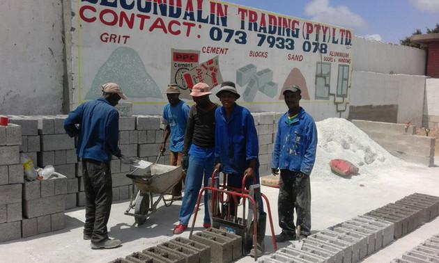 Doubell DIY brickyard