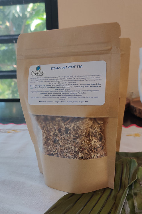 Eye-Am-One-Root Tea
