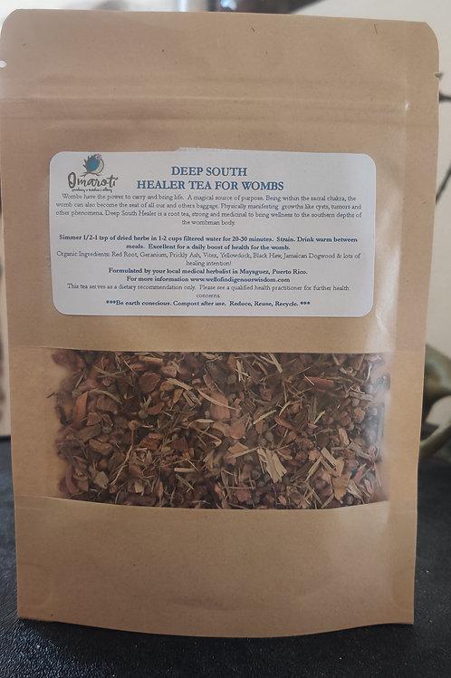 Deep South Healer Tea for Wombs