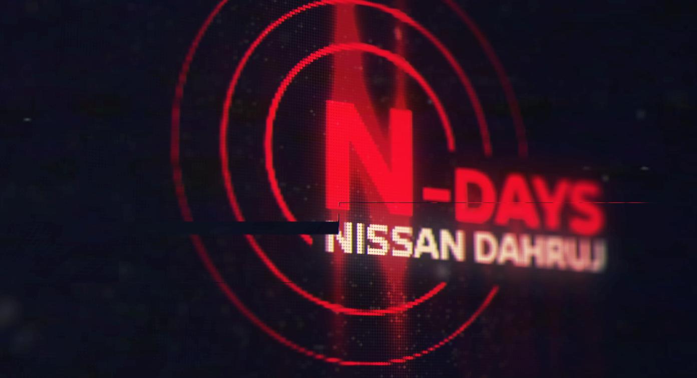 Nissan Dahruj - N-Days
