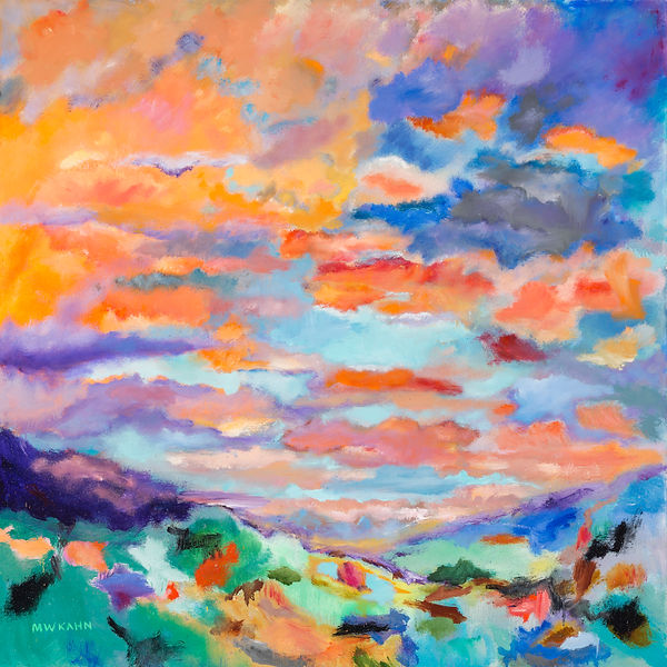Marion Kahn Yampa Valley Sunset VIII.jpg