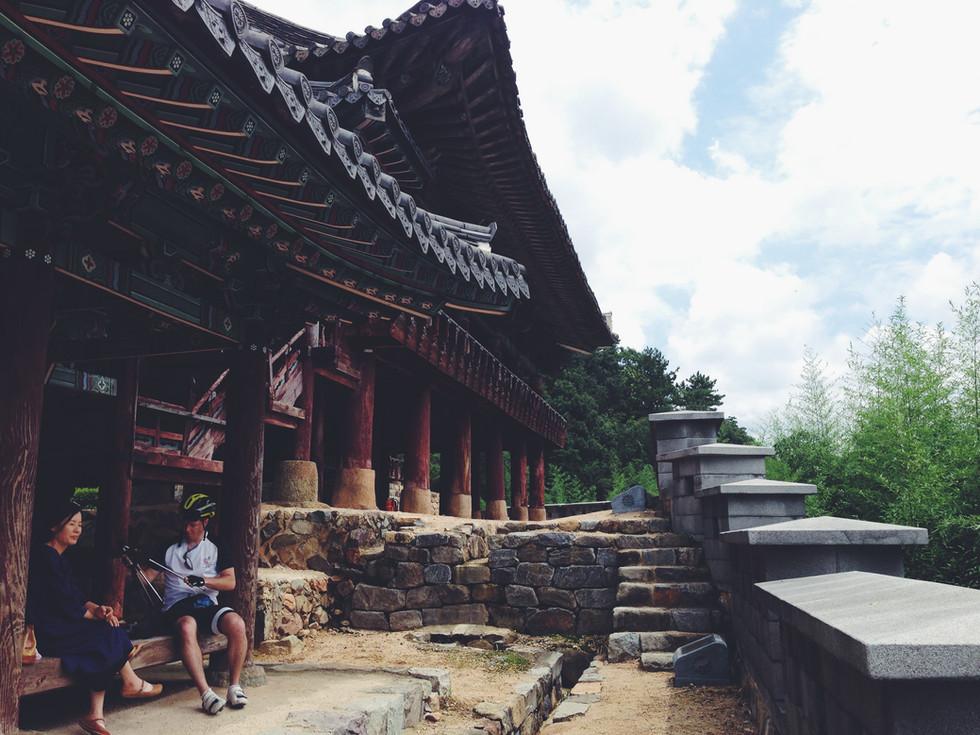480km Journey to Busan