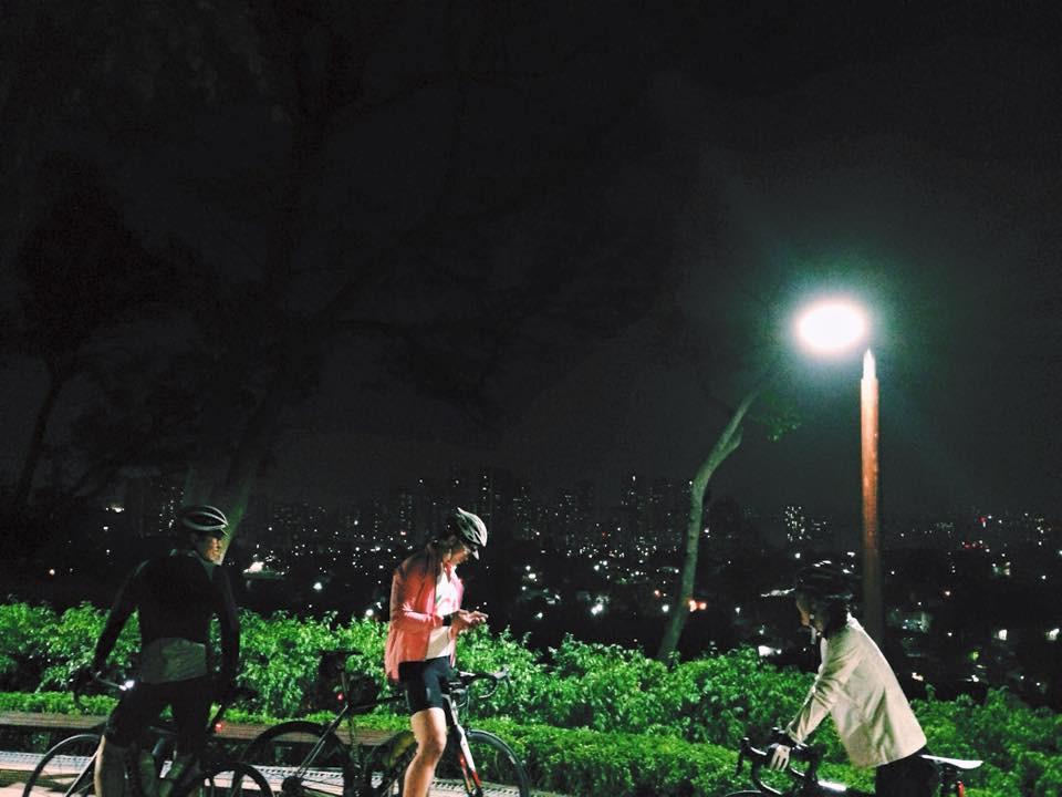GCC at Night