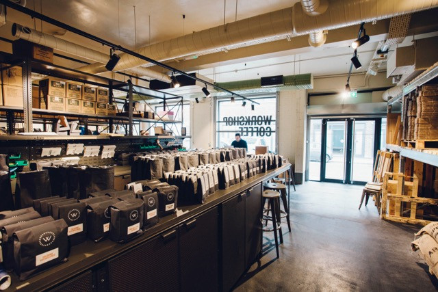 Introduction of Workshopcoffee
