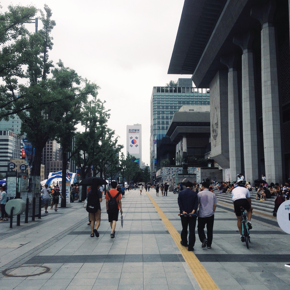 #Seoulcity