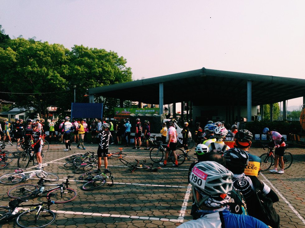 Tour Of East Taiwan Day.2