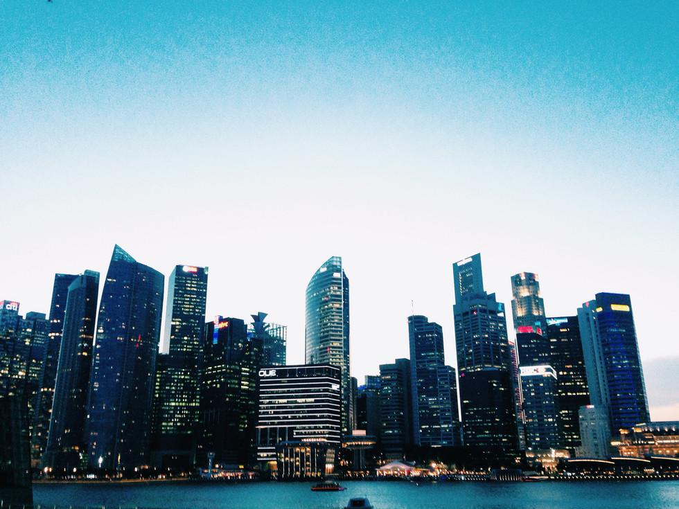 Asia - Singapore Day.1