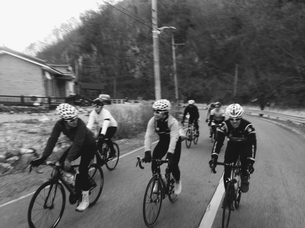 GRCC + ESR + ARC 151km In Ulsan