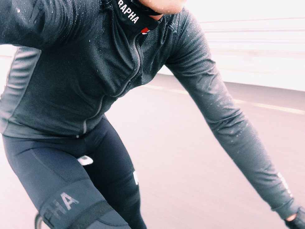 Review of Rapha Soft Shell Jacket