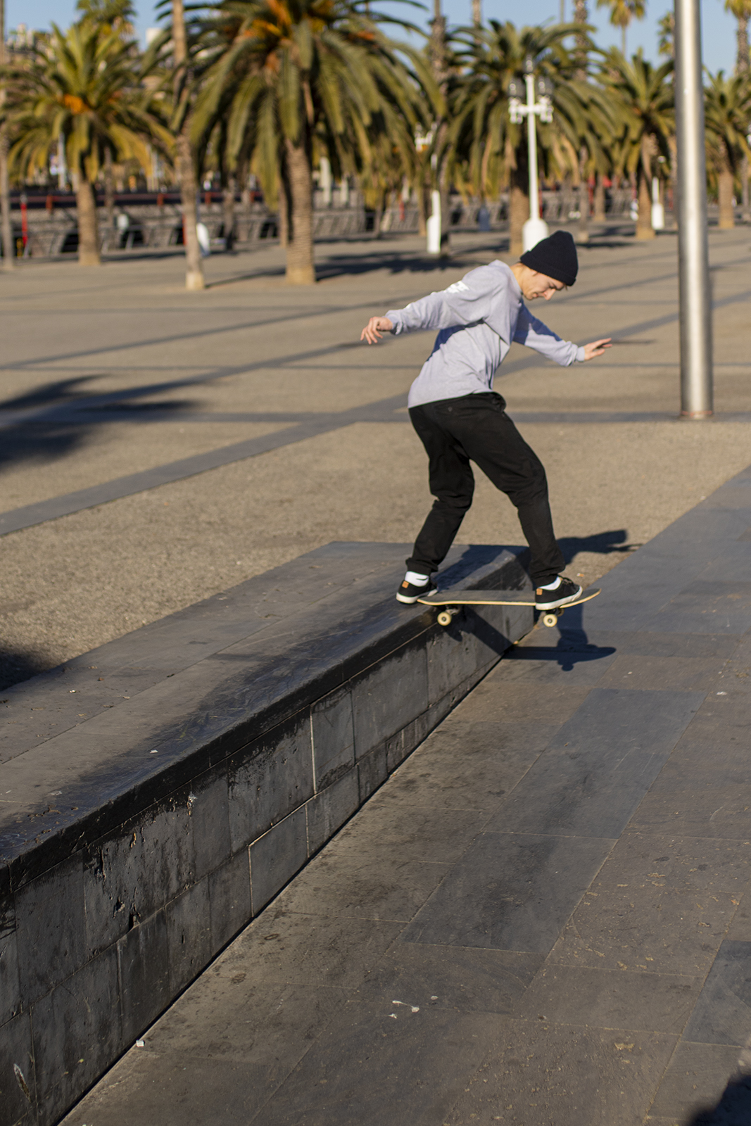 Backtail Bigspin - Barcelona