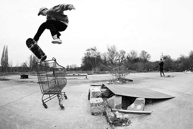 360 Flip - Norwich