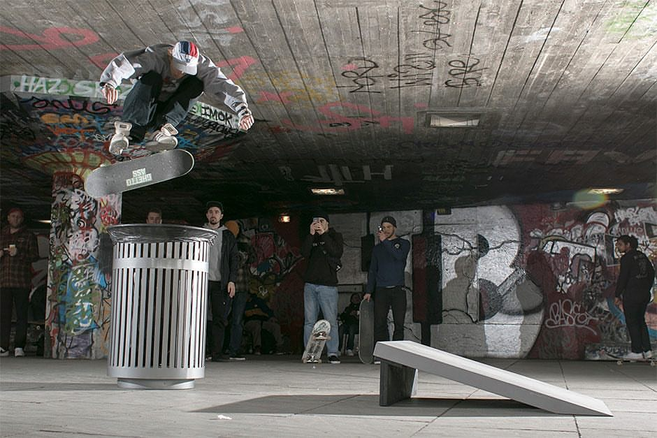 Backside Flip - Southbank