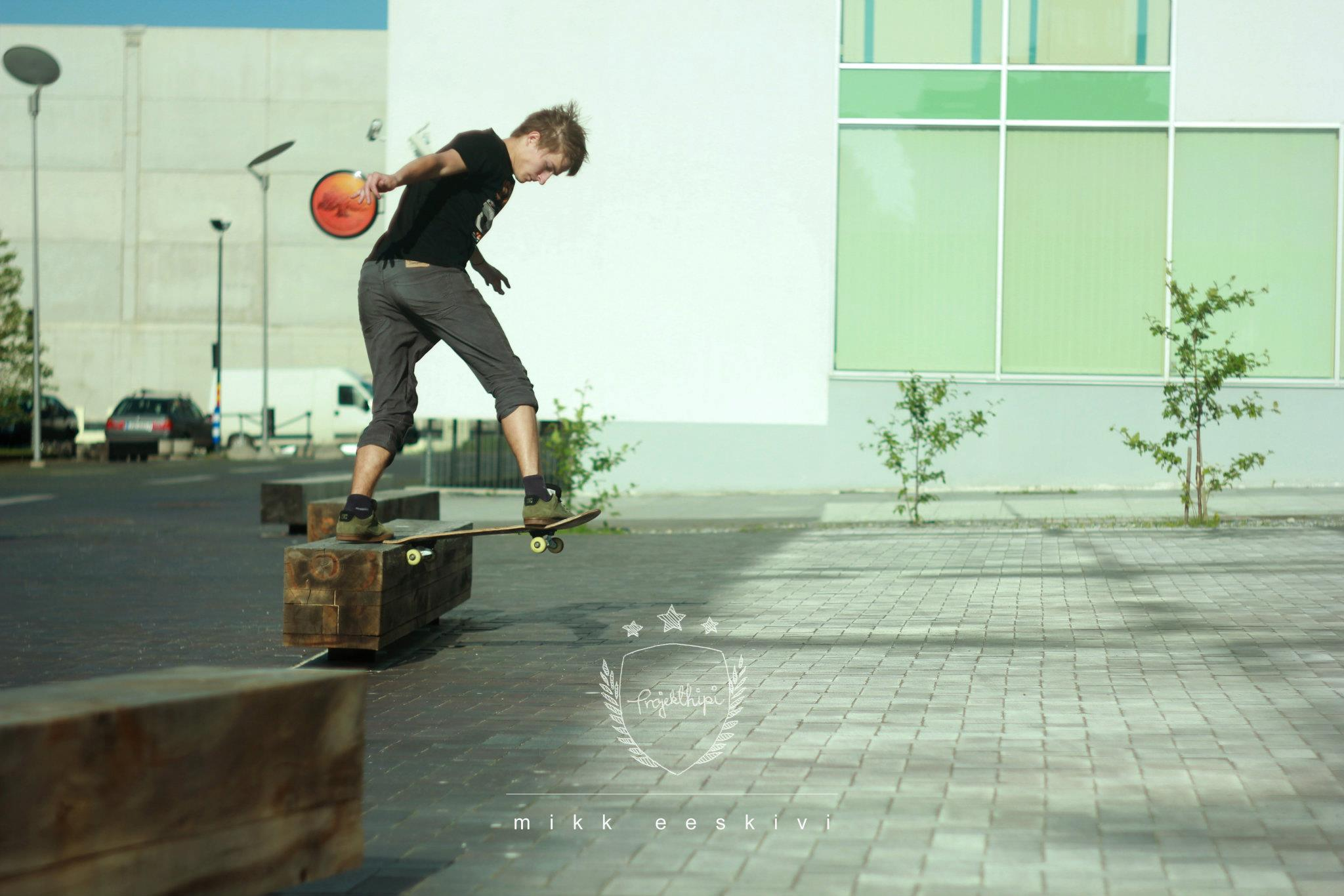 Kickflip Backtail - Parnu