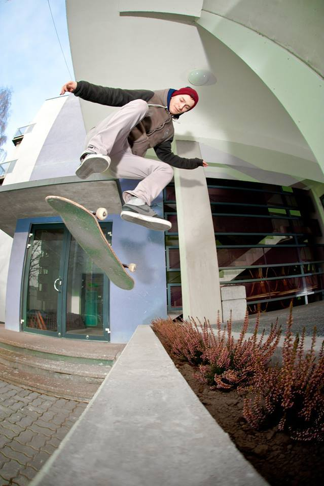Backside Flip - Tallinn