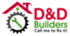 D&D Builders logo