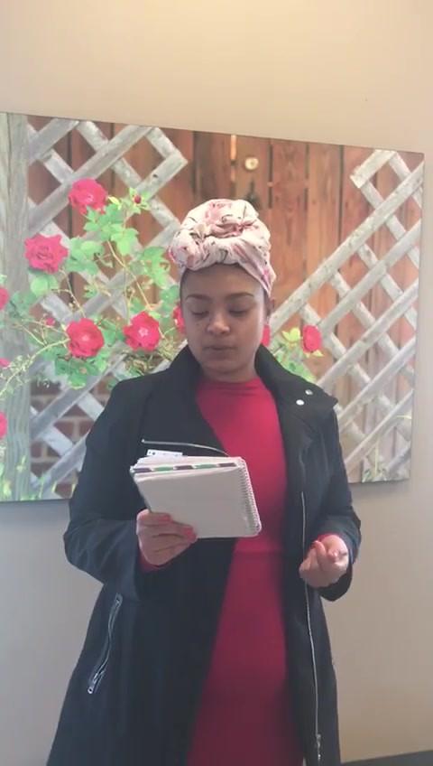 Birth Doula Slam Poetry