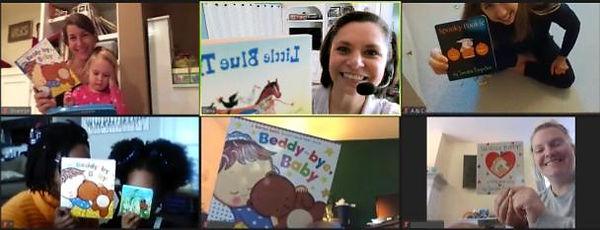 LENA at Arts in Play Books (no names).jp